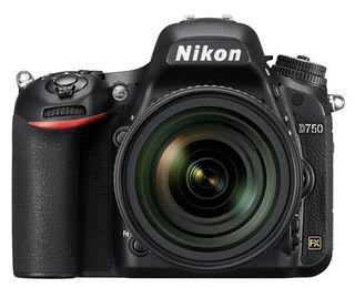 Nikon D750 + 24-85 mm VR II