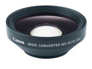 Canon širokoúhlá předsádka WC-DC10