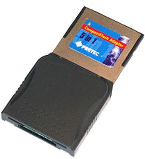 iTec CF Type II / 5 in 1 adaptér redukce pro pam. kartu