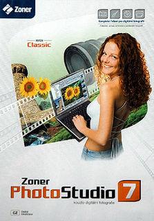 Zoner Photo Studio 7 Classic
