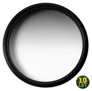 B+W přechodový filtr 502 šedý 25 % 72 mm