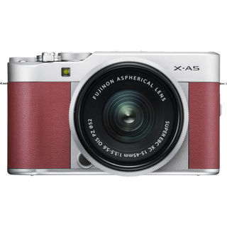 Fujifilm X-A5 + 16-50mm