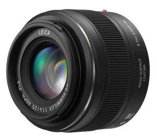 Panasonic Leica Summilux DG 25 mm f/1,4