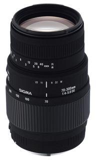 Sigma 70-300mm f/4,0-5,6 DG MACRO pro Nikon