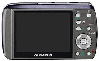 Olympus Mju 600 Digital modrý + Mju digital kit!!!