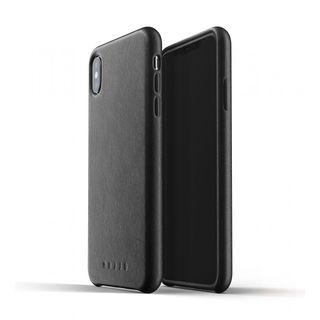 Mujjo kožené pouzdro pro iPhone XS Max