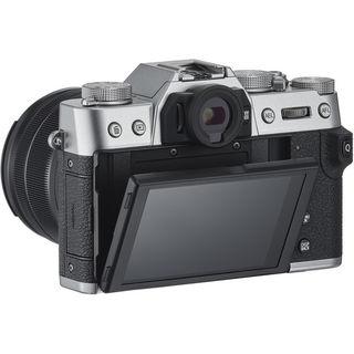 Fujifilm X-T30 tělo stříbrný - Základní kit