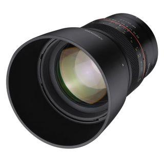 Samyang MF 85 mm f/1,4 pro Nikon Z