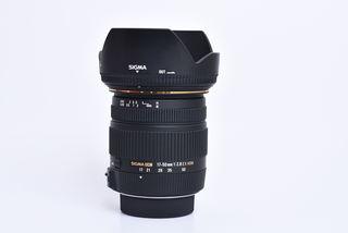 Sigma 17-50mm f/2,8 EX DC OS HSM pro Nikon bazar