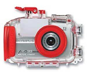 Olympus podvodní pouzdro PT-032
