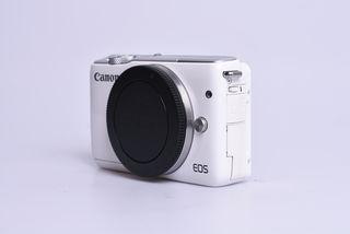 Canon EOS M10 tělo bílý bazar