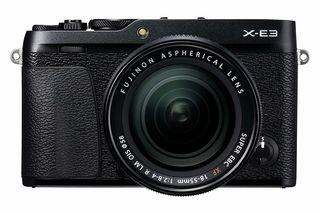Fujifilm X-E3 + 18-55 mm