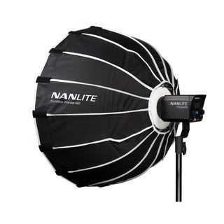 NanLite Forza 60 Kit s rukojetí a softboxem