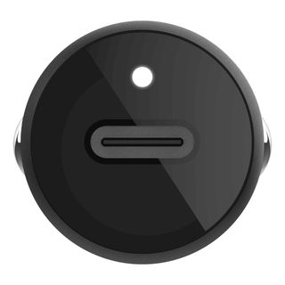 Belkin USB-C nabíječka do auta (USB-C Power Delivery 18W) + kabel USB-C na Lightning