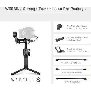 Zhiyun Weebill S Pro Kit