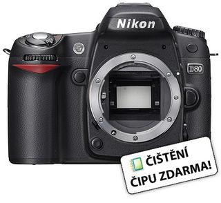 Nikon D80 tělo