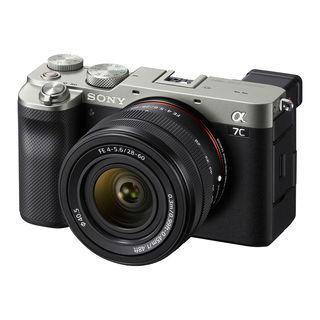 Sony A7C + FE 28-60 mm f/4-5,6