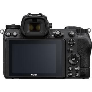 Nikon Z7 II + 24-70 mm + FTZ adaptér