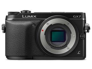 Panasonic Lumix DMC-GX7 tělo