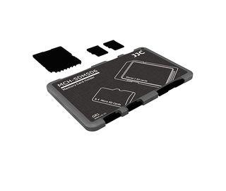 JJC pouzdro kreditní karta na SD a micro SD karty