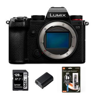 Panasonic Lumix DC-S5 tělo - Foto kit