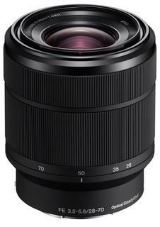 Sony FE 28-70 mm f/3,5-5,6 OSS