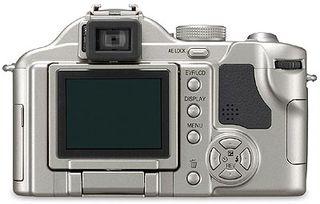 Panasonic DMC-FZ30 stříbrný