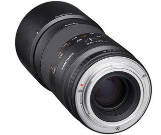 Samyang 100 mm f/2,8 pro Canon