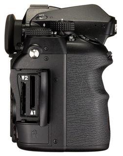 Pentax K-1 tělo černé