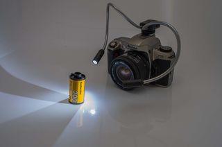 JJC makro světlo LED-2D