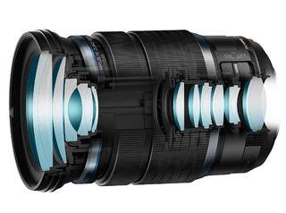 Olympus M.ZUIKO ED 12-100 mm f/4 IS PRO