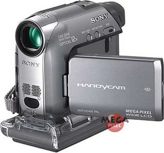 Sony DCR HC42E