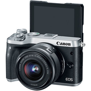 Canon EOS M6 + 15-45 mm + 55-200 mm