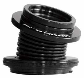 Lensbaby 2.0 pro Canon