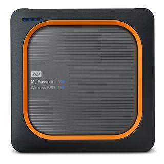 """Western Digital My Passport Wireless SSD 250GB, 2.5""""USB 3.0, černý"""
