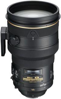 Nikon 200 mm f/2,0 AF-S G ED VR II