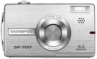 Olympus SP-700 stříbrný