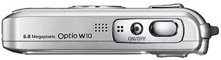 Pentax Optio W10