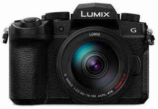 Panasonic Lumix DC-G90 + 14-140 mm černý