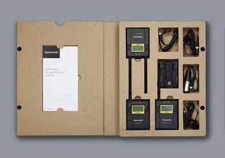 Saramonic UwMic9 (TX9+TX9+RX9)