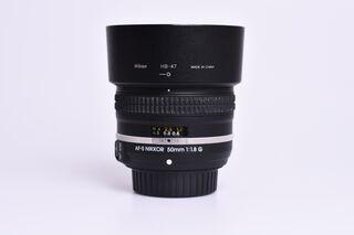 Nikon 50mm f/1,8 AF-S NIKKOR G special edition bazar