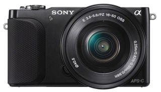 Sony NEX-3N tělo