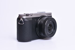 Panasonic Lumix DMC-GX80 + 12-32 mm bazar