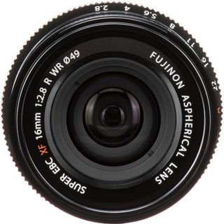 Fujifilm XF 16 mm f/2,8 R WR