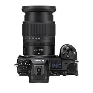 Nikon Z6 II + 24-70 mm - Foto kit