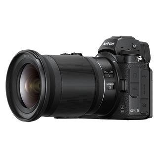 Nikon Z6 II + Z 20 mm