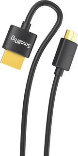 SmallRig kabel mini HDMI na HDMI 2.0 Ultra Slim (4K UHD) 35cm 3040