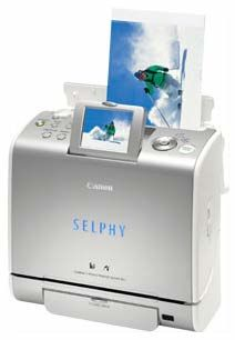Canon SELPHY ES1