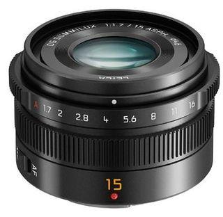 Panasonic Leica Summilux 15 mm f/1,7 ASPH.