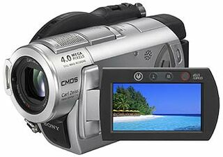 Sony DCR-DVD406E